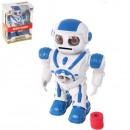 Робот Bambi 6022 (white-blue)
