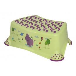 Детская ступенька Lorelli HIPPO (green)