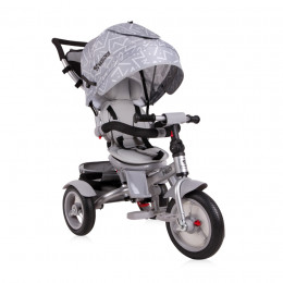 Велосипед 3х кол. Lorelli NEO AIR (light dark grey)