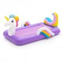Детская надувная велюр-кровать Bestway 67713