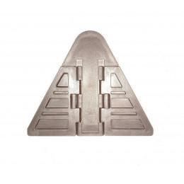 Блокиратор для шкафа-купе 3М (темно-коричневый)
