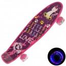 Пенни-борд Profi MS 0749-1 (pink)
