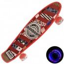 Пенни-борд Profi MS 0749-1 (red)