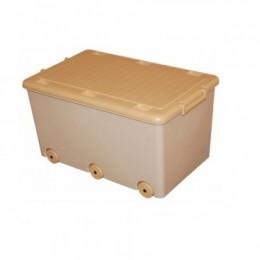Ящик для игрушек Tega Miss MS-007 beige